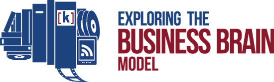 Exploring the Business Brain Model Logo